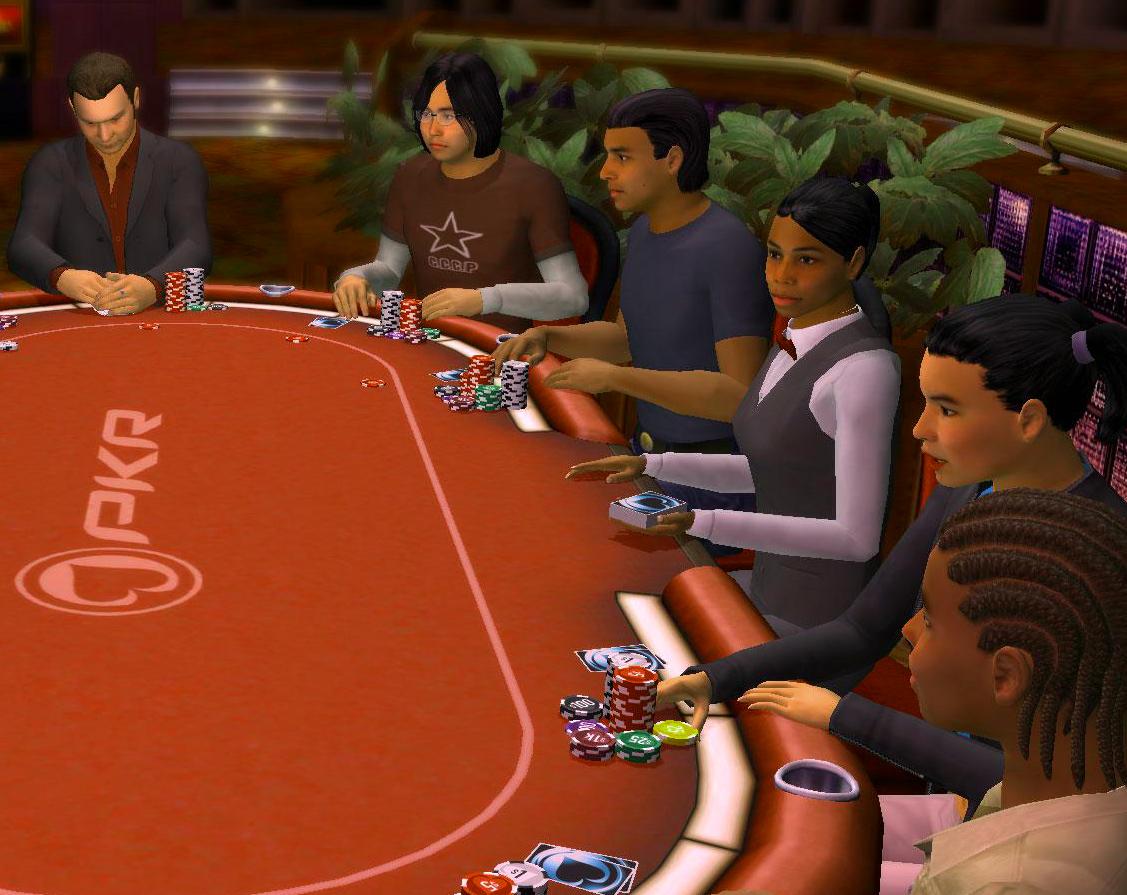 Gambler poker room custom initial poker chips