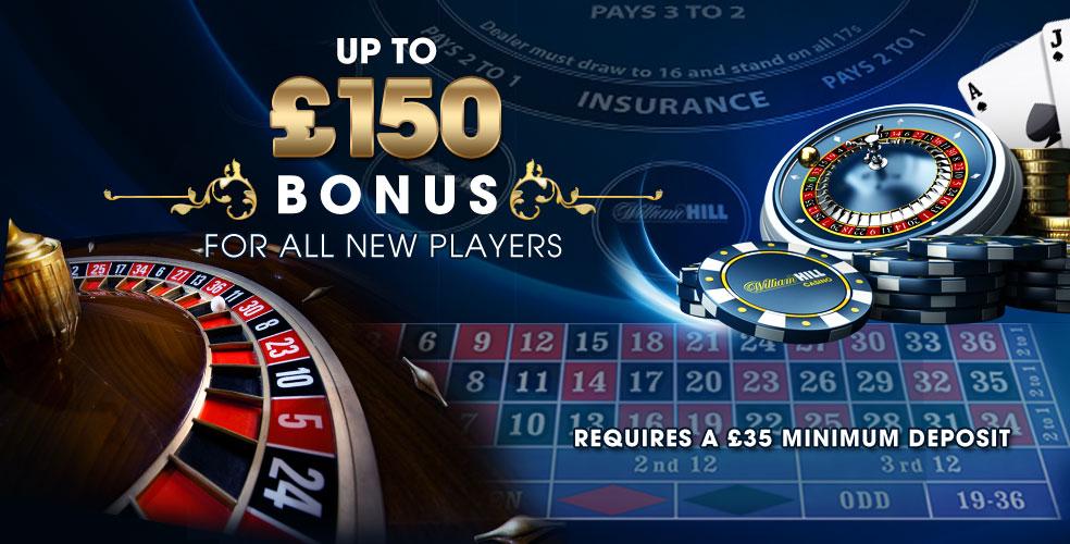 c339d8ec26c Super first deposit bonuses from William Hill Casino : GamblersPost