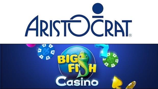 Aristocrat buys big fish games gamblers post for Big fish casino promo codes