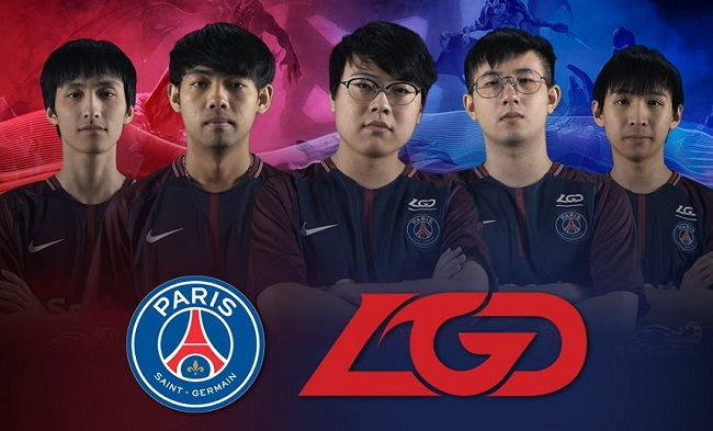 Psg Will Cooperate With The Chinese E Sports Organization