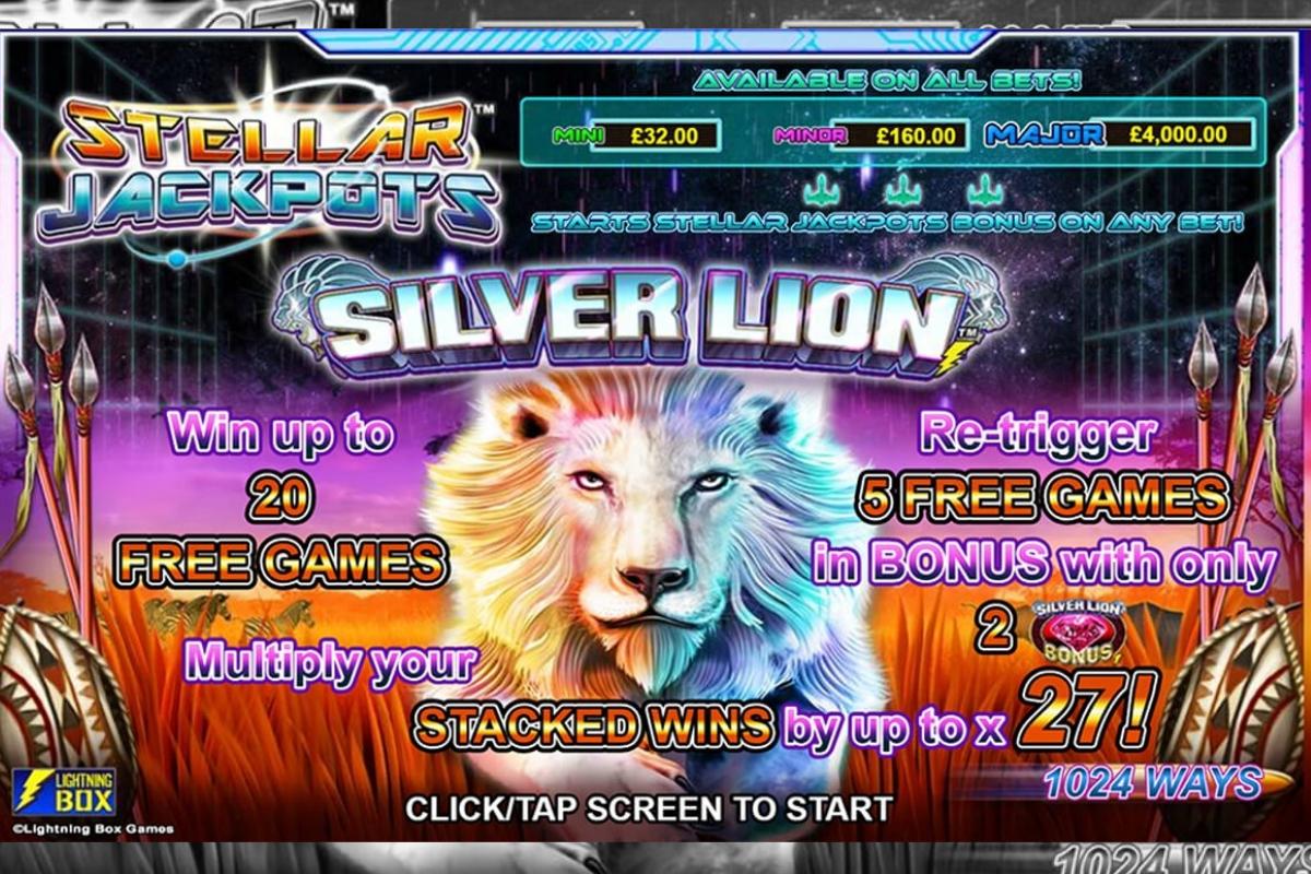 Spielen Sie Silver Lion kostenlos im Demo Mode von Lightning Box
