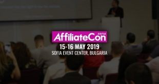 Sofia Affiliate conference let's go the old way