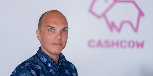 Interview with Antti Alatalo, Co-Founder and Marketing Director of digital marketing company Cashcow