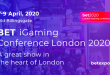 iGaming grows too fast. Attend BET iGaming Conference London to catch up!