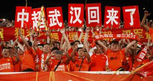 Wuhan is football, not only coronavirus