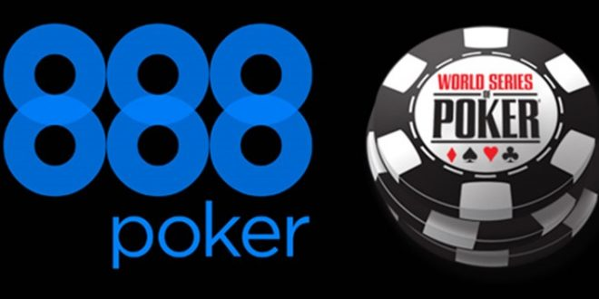 2015 WSoP Distribution And Sponsorship Partner Is 888 Poker!