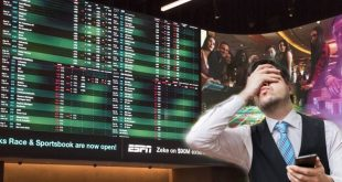 Breakthrough bookmakers hardest hit as world sports grind to halt
