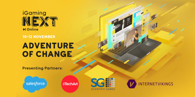 iGaming NEXT ONLINE 2020 proudly announces the Presenter Partners for its Adventure of Change edition